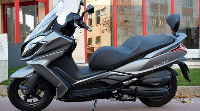 [Occasion] Kymco Downtown 125i ABS – 2016 – 8800kms – Vendu
