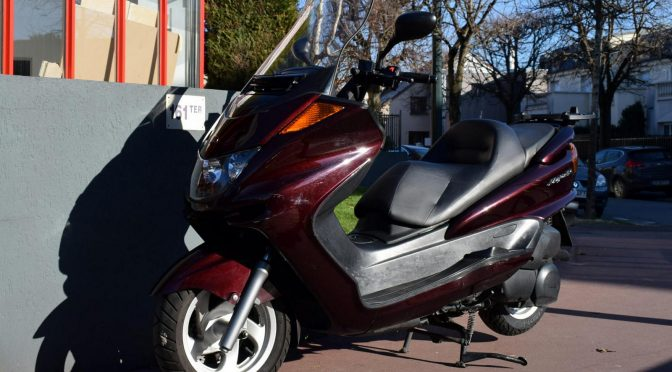 [Occasion] Yamaha Majesty 250 – 2004 – 27300kms – 1190€