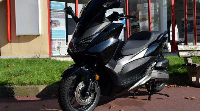 [Occasion] Honda Forza 125 E4 2017 – 2200kms – Vendu