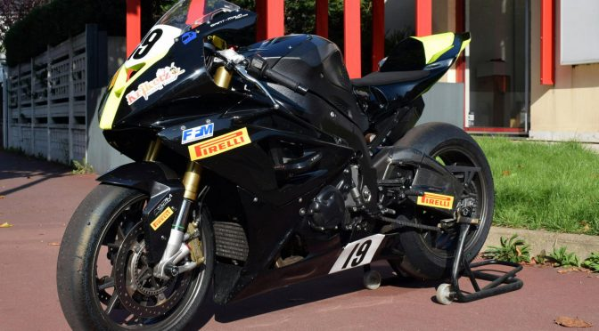 [Occasion] BMW S1000RR 2011 Piste – 5950kms – 9490€