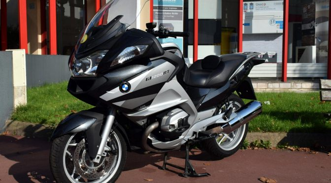[Occasion] BMW R1200RT 2010 – 47300kms – Vendue
