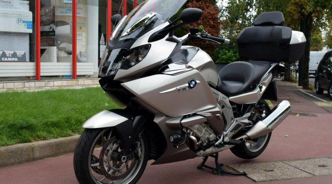 [Occasion] BMW K1600GTL Gris Mineral – 2011 – 35900kms – Vendue