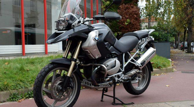 [Occasion] BMW R1200GS 2009 – 50700kms – Vendue
