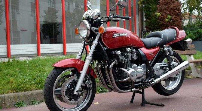 [Occasion] Kawasaki Zephyr 750 1991 – 53800kms – Vendue