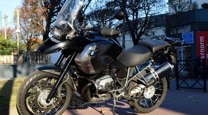 [Occasion] BMW R1200GS 2011 Triple Black – 43200kms – Vendue