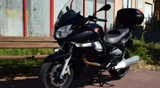[Occasion] Moto Guzzi Norge 8V GT 2011 – 28700kms – 6990€