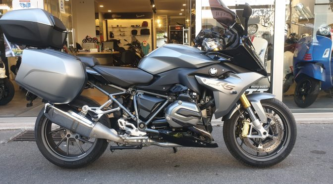 [OCCASION] BMW R 1200 RS  2015 – 13200KMS – 11990€